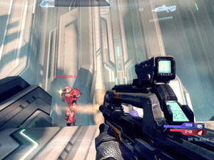 Halo 4 multiplayer screenshot