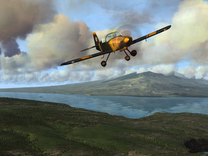 'Microsoft Flight' screenshot