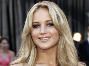 Jennifer Lawrence arrives before the 83rd Academy Awards