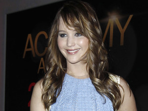 Jennifer Lawrence is seen at the nominations for the 84th Annual Academy Awards
