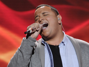 American Idol - Season 11 - The Top 13 - Jeremy Rosado performs