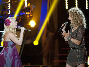 The Voice - Battle Round - Adley Stump v RaeLynn