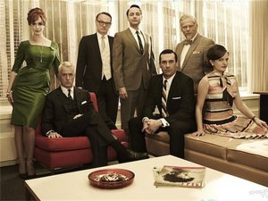 Mad Men Season 5 Promotional Photo