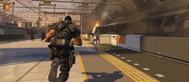 'Binary Domain' screenshot