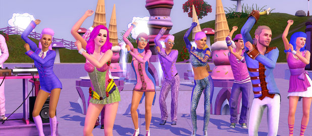 'The Sims 3: Showtime' screenshot