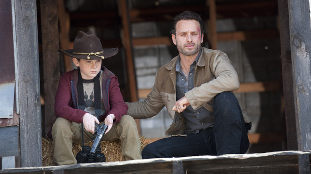The Walking Dead S02E12: &#39;Better Angels&#39;