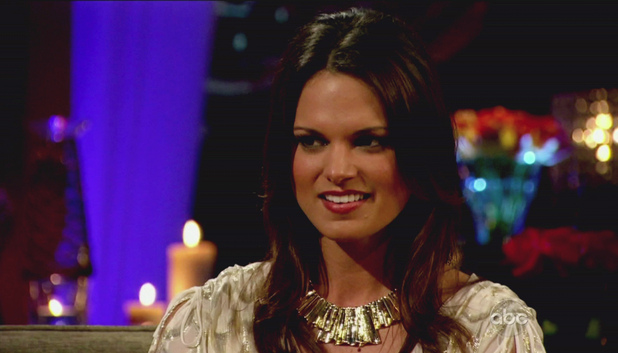 Shawntel ABC's 'The Bachelor' Season 16, Episode 10 The Women Tell All: The woman talk about their time spent on The Bachelor including how the women felt about Courtney's behavior on the show