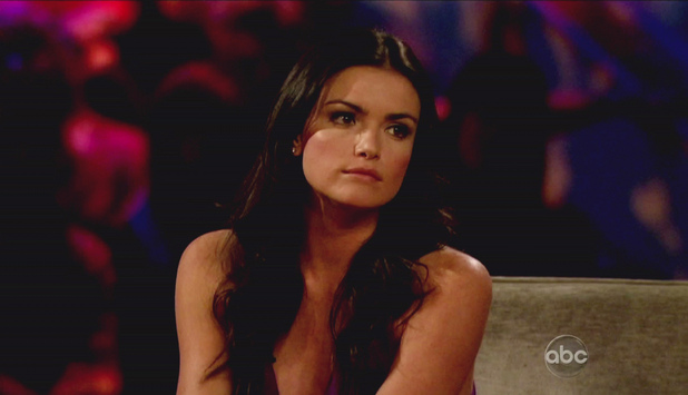 Courtney ABC's 'The Bachelor' Season 16, Episode 10 The Women Tell All: The woman talk about their time spent on The Bachelor including how the women felt about Courtney's behavior on the show USA - 05.03.12