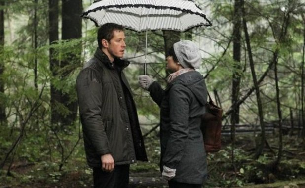 Josh Dallas and Ginnifer Goodwin
