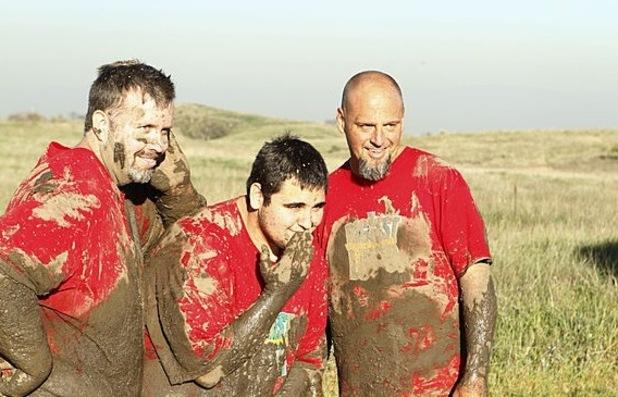 mud challenge, Biggest Loser