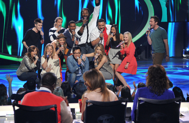 American Idol Season 11: Top 13 perform