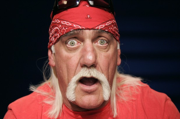 It's reported that a sex tape featuring Hulk Hogan has been shopped to Vid ...