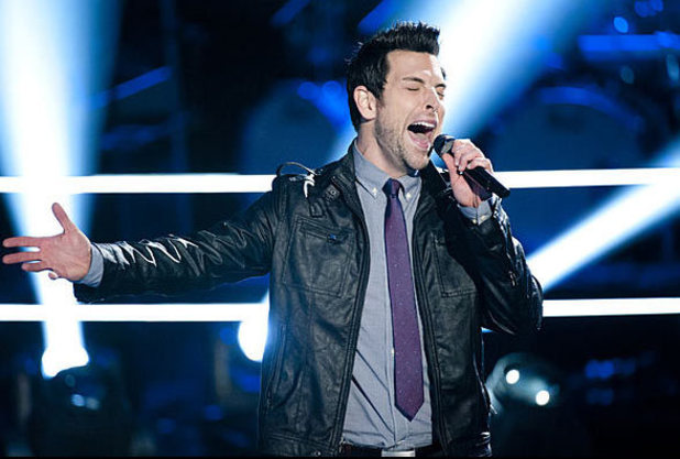 The Voice - Battle Round - Chris Mann wins