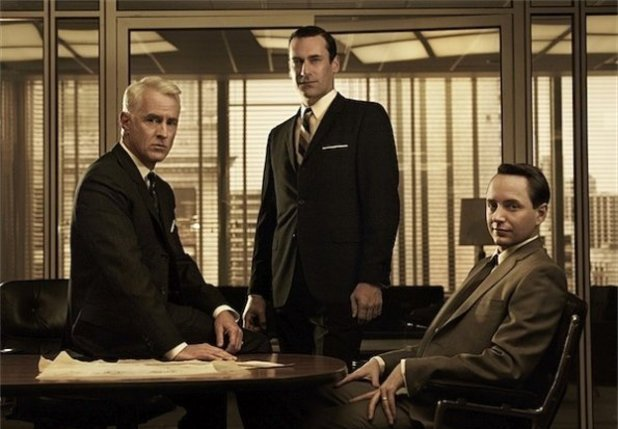Roger, John and Pete Campbell