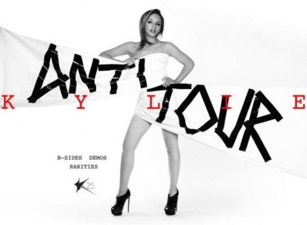 Kylie Minogue: 'Anti Tour' 2012