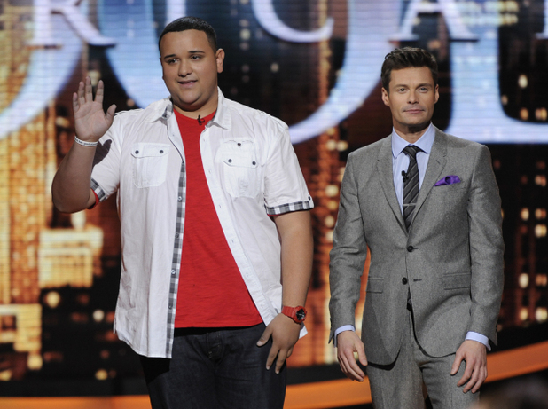 American Idol Season 11: Jeremy Rosado waves goodbye