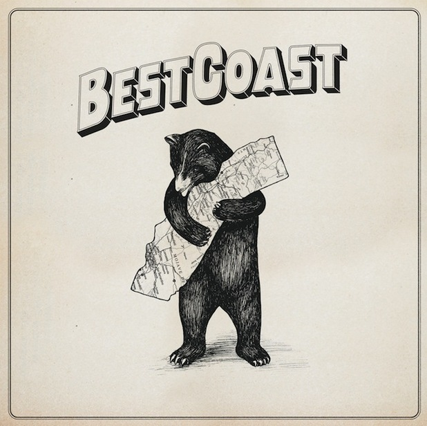 Best Coast 'The Only Place' cover art