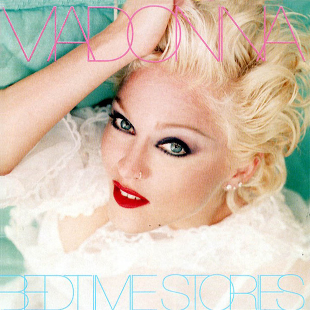 'Bedtime Stories' album cover