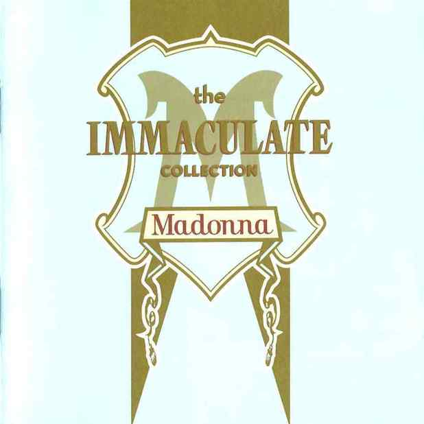 Immaculate Collection album cover