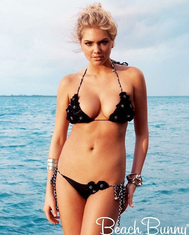Kate Upton's Beach Bunny bikini range
