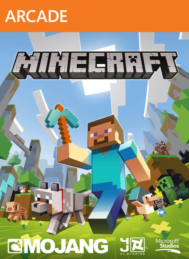 Minecraft   XBOX 360   XBLA gaming minecraft xbox gallery 1