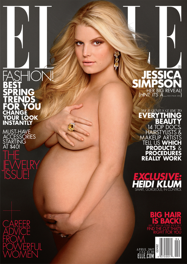 Jessica Simpson: 'I dress to inspire people' - Celebrity ...
