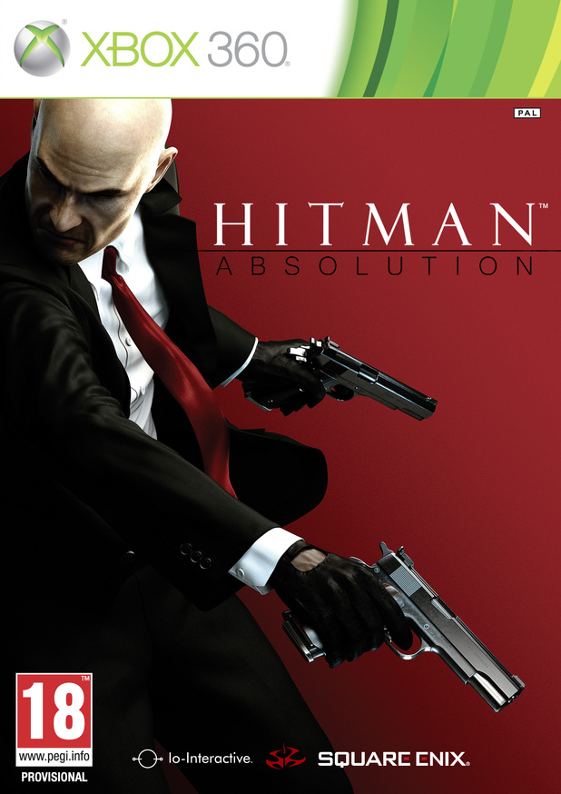 Hitman Absolution Pack shot