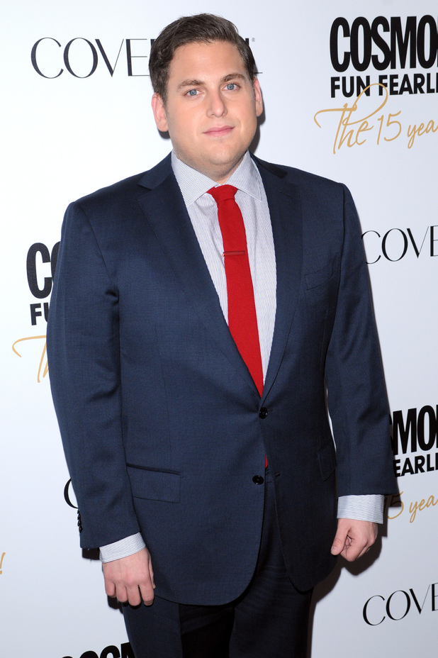 Jonah Hill Cosmopolitan honors it's Fun Fearless Males and Females of 2012 - red carpet arrivals New York City, USA
