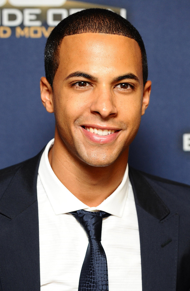 Marvin Humes - The JLS star - engaged to The Saturdays' Rochelle Wiseman - rounds off the week of birthdays, celebrating his 27th.