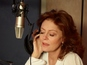 Susan Sarandon will voice an angel in upcoming animated movie.