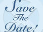 The publisher's 'Save the Date' teaser points towards impending nuptials.