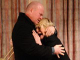Phil shields Shirley from the paramedics certifying Heather's death.