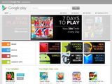 Google Play screenshot