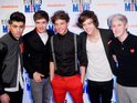 One Direction will appear at the Logies while on their Australian tour.
