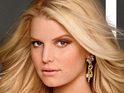 Jessica Simpson shoots down reports that she has given birth to a baby girl.