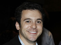 Fred Savage reveals that he has to choose a name by the end of the day.