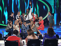 American Idol loses another contestant during Thursday's live results show.