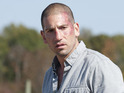 Bernthal reveals that he opted for The Walking Dead over the CBS drama.