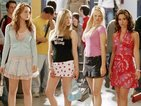 Lindsay Lohan, Jonathan Bennett celebrate Mean Girls Day
