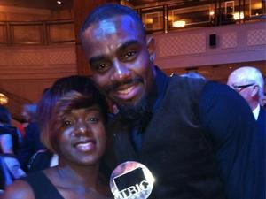 Tameka Empson, Chucky Venn, TRIC Award