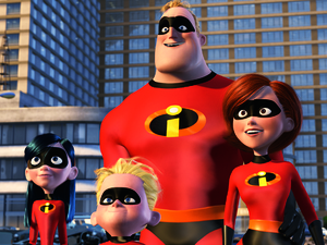 The Incredibles still