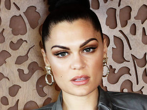 Jessie J photo shoot at The Loft