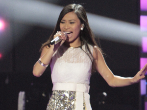 American Idol Season 11 - Jessica Sanchez performs