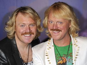 Keith Lemon unveils his waxwork at Madame Tussauds, Blackpool
