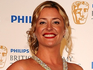 Laurie Brett at the BAFTA television awards at the London Palladium