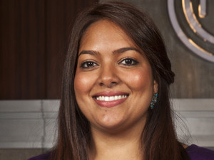 Masterchef 2012 Winner: Shelina