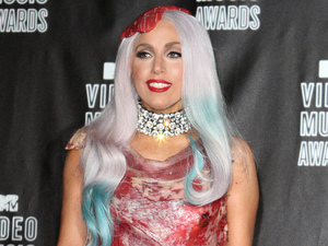 Lady Gaga The 2010 MTV Video Music Awards (MTV VMAs) held at the Nokia Theatre - Press Room Los Angeles, California