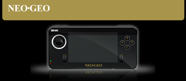 NeoGeo Hand Held Console