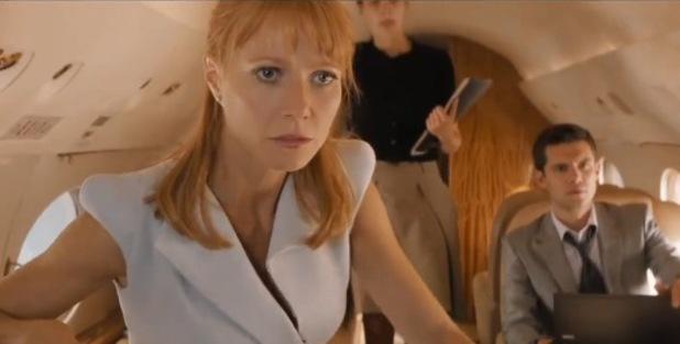 Gwyneth Paltrow in The Avengers