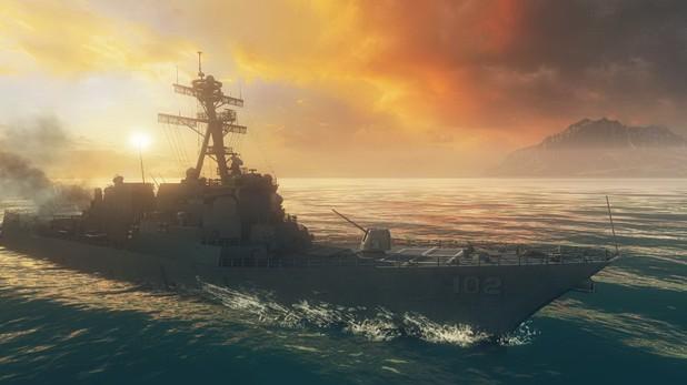 'Battleship' screenshot